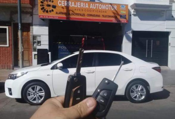 Servicio de Cerrajería Automotor